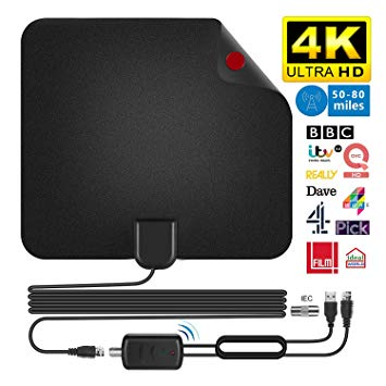 Guide d'achat : L'antenne TV HD