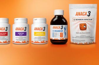 Notre avis sur le complément alimentaire Anaca 3