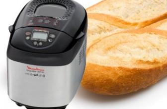 Quelle machine à pain choisir?