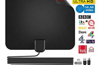 Guide d'achat: L'antenne TV HD