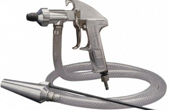 Guide d'achat: Pistolet de sablage – Notre avis complet