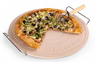 La pierre à pizza: laquelle choisir?